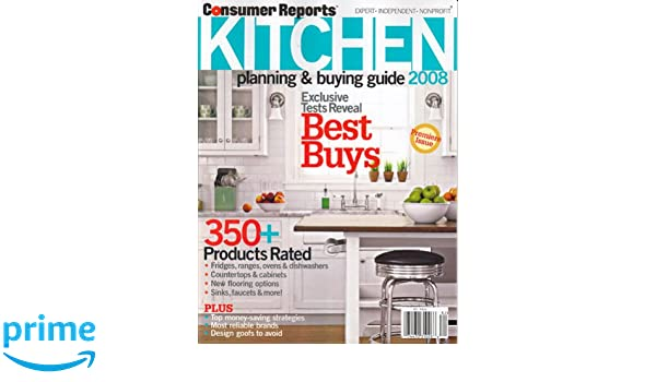 consumer reports buying guide best buys for 2008