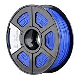 3D printer filament spool - SODIAL(R)New 1.75mm ABS 3D Printer Filament - 1kg Spool (2.2 lbs) - Dimensional Accuracy +/- 0.02mm - Multi Colors Available (Blue)