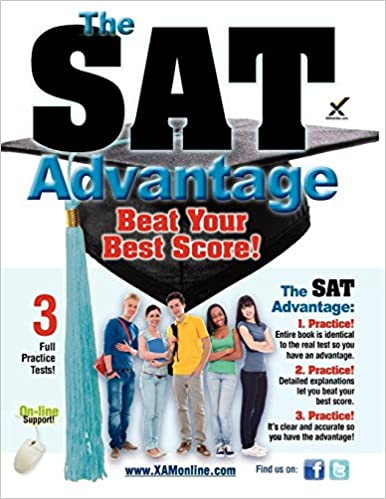 The SAT Advantage: Beat Your Best Score!