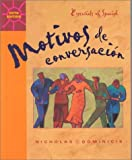 Motivos de Conversación : Essentials of Spanish, Nicholas, Robert L. and Dominicis, María Canteli, 0072406135