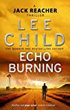 Book Cover for Echo Burning: (Jack Reacher 5)