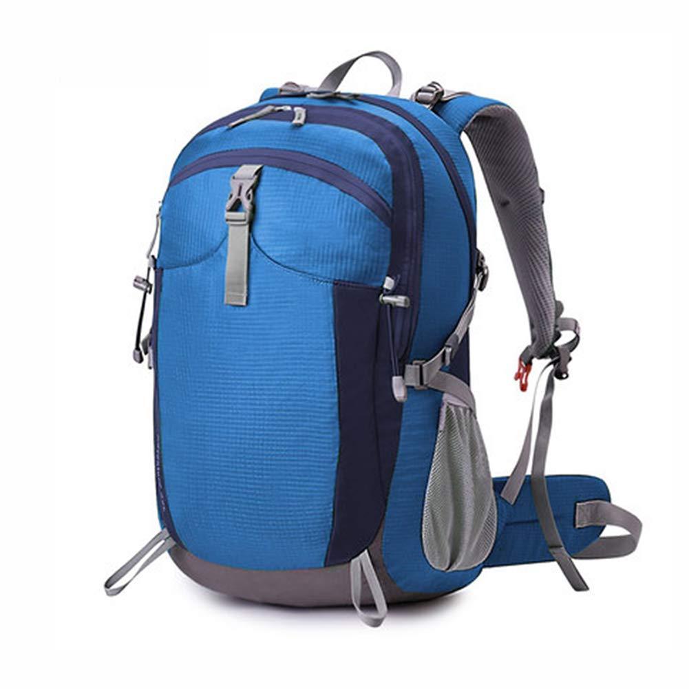 宅配便配送 40Lアウトドアスポーツハイキングバックパック、 ポリエステル生地、 ロッククライミング blue blue/観光、 男性と女性,Darkblue B07QVLC5GZ B07QVLC5GZ blue blue, アウトレット建材屋:6e533daa --- granjalailusion.com.ar