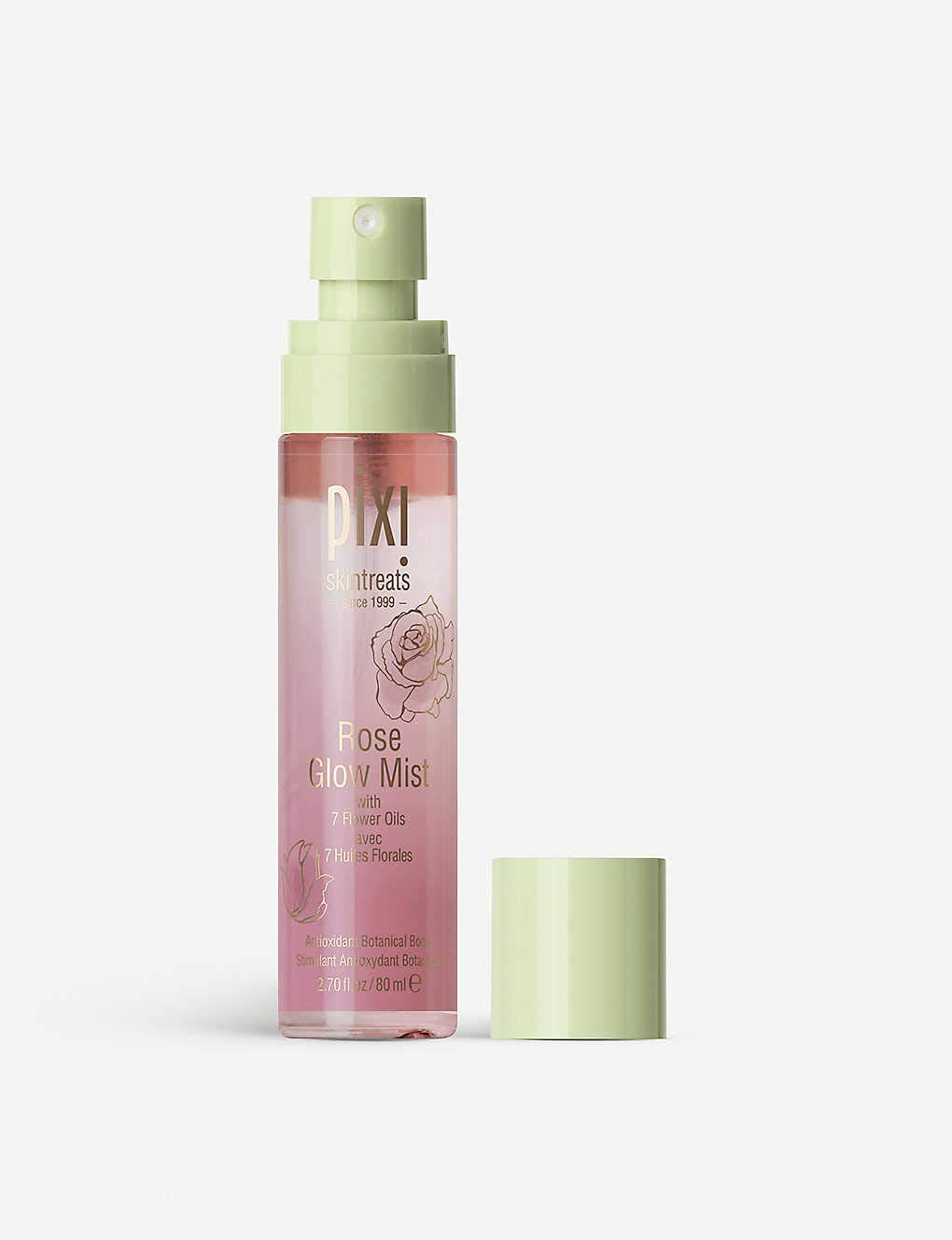 Pixi by Petra Rose Glow Mist - 2.70 fl oz Rose Glow