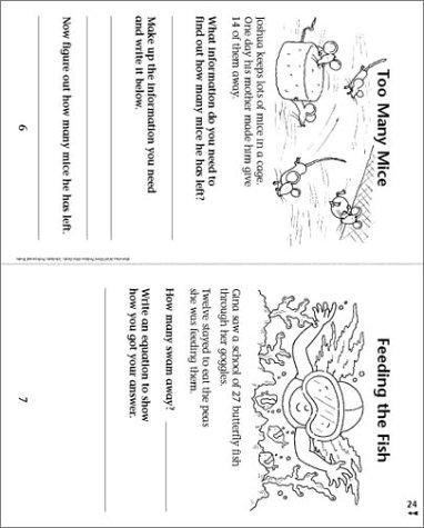 Amazon.com: Marvelous Math Word Problem Mini-Books: 12 ...