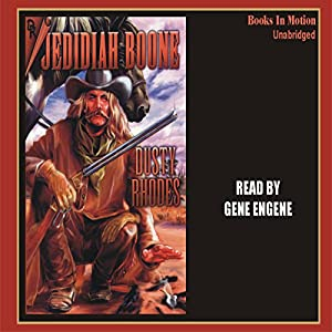 Jedidiah Boone Audiobook