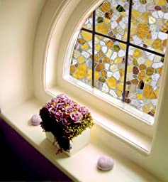 Artscape First Stained Glass Window Film 24\