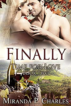 Finally (Time for Love Book 2) by [Charles, Miranda P.]