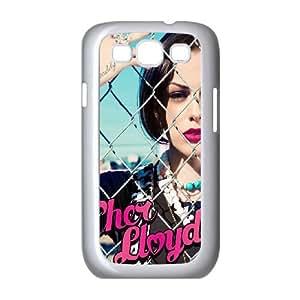 Cher Lloyd Samsung Galaxy S3 9300 Cell Phone Case White Phone Accessories VG_015051