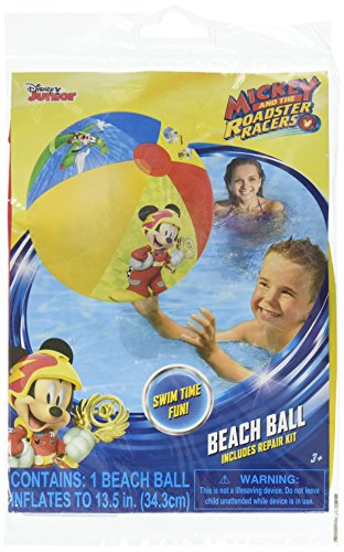 - Mickey Mouse Roadster Inflatable Beach Ball