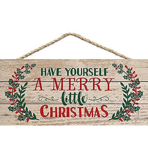 Christmas Signs Decor: Amazon.com