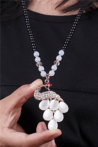 Generic South Korean sweater chain length models Beautiful clothes and accessories National Wind retro women in Europe and America pendant necklace chain clavicle pendants