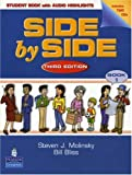 Side by Side 1, Student Book with Audio CD Highlights, Molinsky, Steve and Bliss, Bill, 0131119591