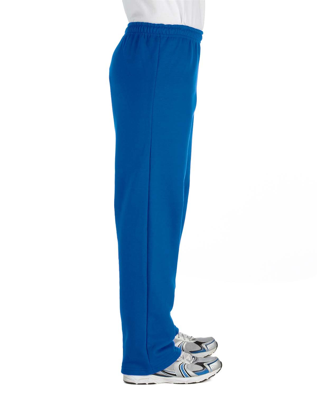 GildanメンズMissy Fit Open Bottom Fleece Sweatpant B004GSQJ3E S|ロイヤル ロイヤル S