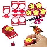 Aroma Trees Handheld Hummingbird Feeders Kit (5 Items) - Best Reviews Guide