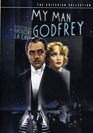 Criterion Collection: My Man Godfrey [DVD] [Import]