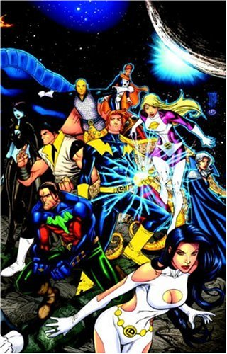 37: Legion of Super-Heroes: Enemy Rising