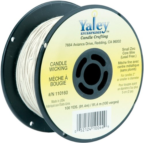 Yaley Candle Wicking Wire, Small
