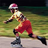 Adjustable Inline Skates for Kids and Adults with