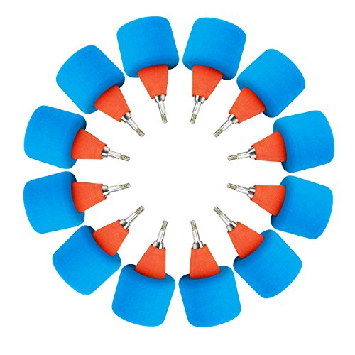 SinoArt Soft Sponge Foam Hunting Arrowhead Game Practice Colorful Broadhead Tips for Archery CS Shooting 12pc