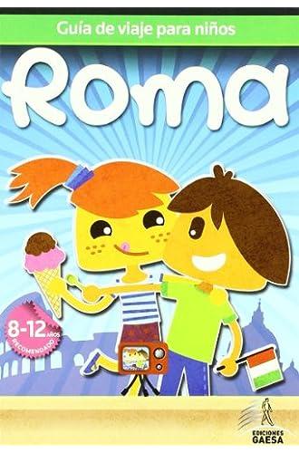Guía De Viajes Para Niños Roma