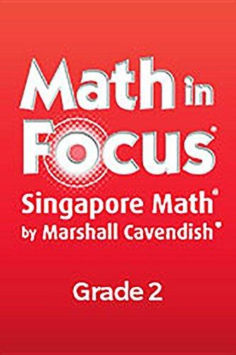 Math in Focus: Singapore Math: Reteach Workbook Grade 2 Book B