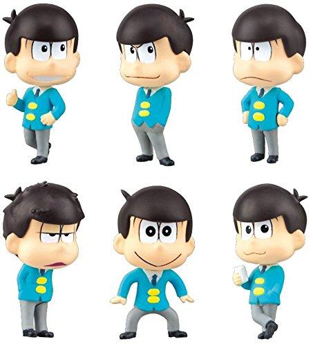 Aoshima Osomatsu-san SD Figure Swing Collection Set of 6