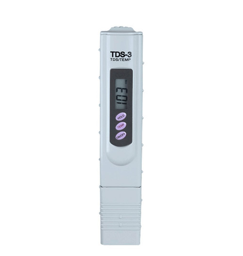 New TDS Meter Digital LCD TDS3 Tester Water Quality Filter Purity Pen Stick 0-9990