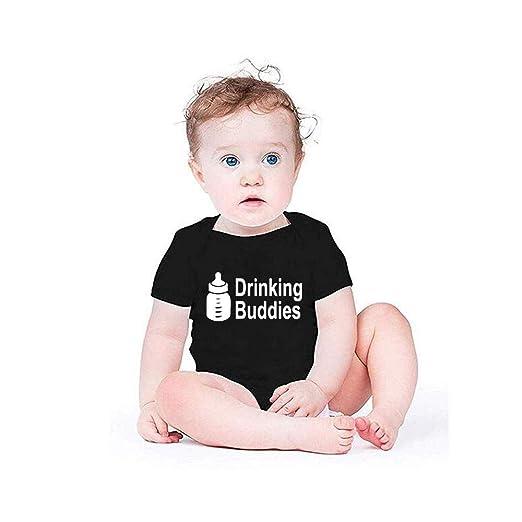 Amazon.com: YSCULBUTOL Bebida Buddies Bebé Divertido Doble ...