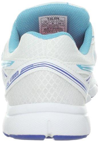 Corsa Da White Bianco windom Gel royal Scarpe Asics bianco turquoise Donna Y7RtITqxxw