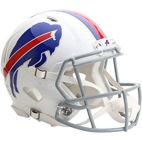 Buffalo Bills Officially Licensed Speed Authentic Football Helmet by Riddell