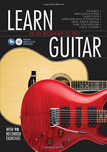 Learn Guitar: From Beginner to (Beginners Country Guitar)