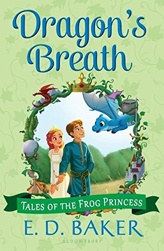 (Dragon's Breath (Tales of the Frog Princess))