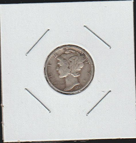 1939 S Winged Liberty Head or