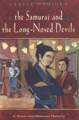 Read Online The Samurai And The Long-Nosed Devils ebook