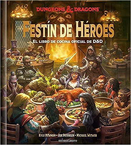 Festín de Héroes de Varios Autores