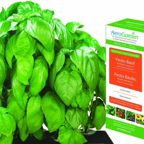 Pesto Basil Seed Kit By Hydrofarm