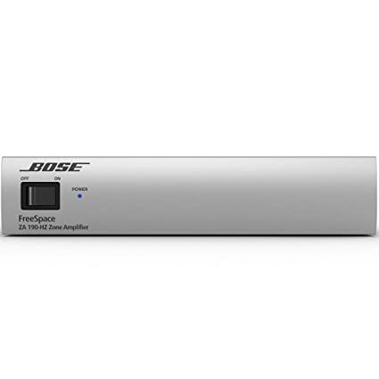 Bose FreeSpace ZA 190-HZ | 1 x 90 Watt Zone Amplifier 344872-1410