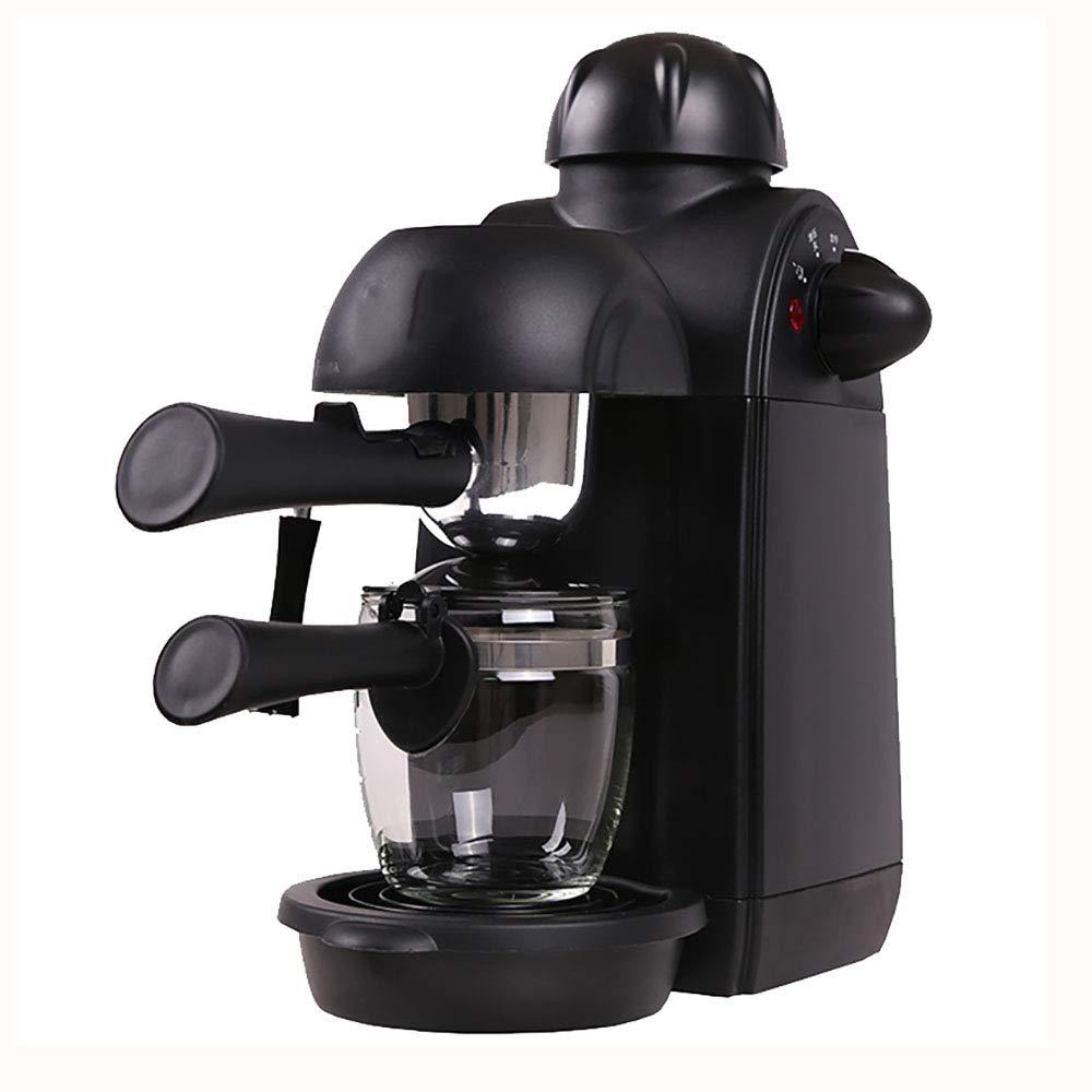 ホームコーヒーマシンミニ完全な半自動粉砕鍋の調理小さな蒸気ポータブルコーヒーマシン   B07J37HHQZ
