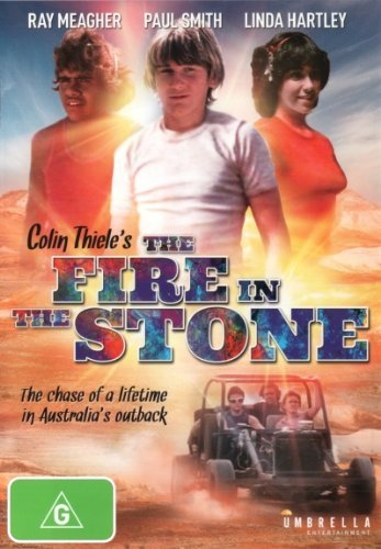 The Fire in the Stone [ NON-USA FORMAT, PAL, Reg.4 Import - Australia ]