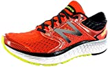 New Balance Men's M1080v7 Running Shoe, Alpha Orange/Hi Lite, 10 D US