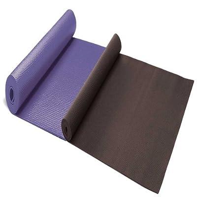 Gaiam Solid Premium Yoga Mats (5mm) by Gaiam