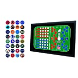 Hunter NFL Magnetic Standings Board