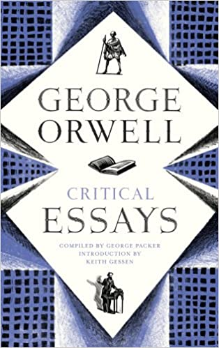 amazon com critical essays george orwell books