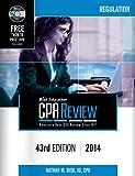 Bisk Education CPA Review, REG Volume, Bisk, 0881280968