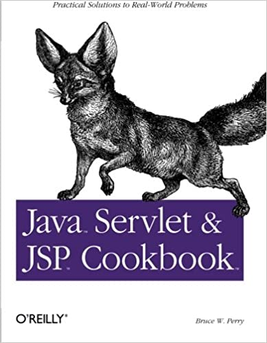 Java Servlet and JSP Cookbook