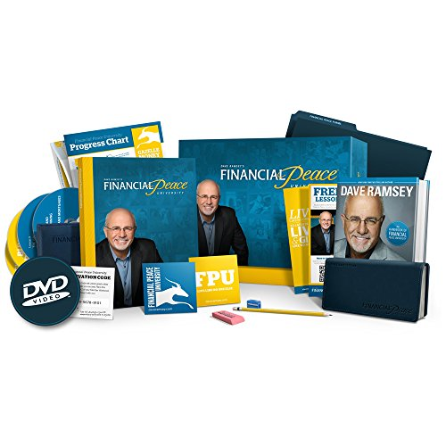 Financial Peace University DVD Home Study Kit by Dave Ramsey