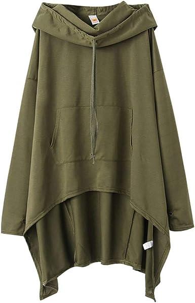 OTTATAT Windbreaker Coats for Women,2020 Autumn Winter Ladies Lapel Classic Zipper with Pocket Warm Comfort Wind Jackets