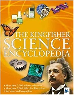 Kingfisher science encyclopedia collection 10 books