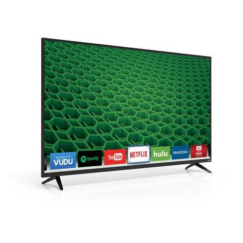 vizio d50 d1 50 inch 1080p smart led tv 2016 model. Black Bedroom Furniture Sets. Home Design Ideas