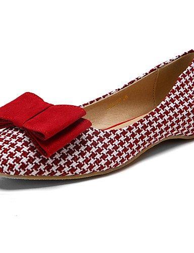 mujeres zapatos tal lona de PDX df7H0d